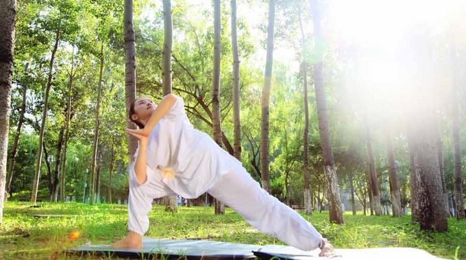感触瑜伽 持戒摄心