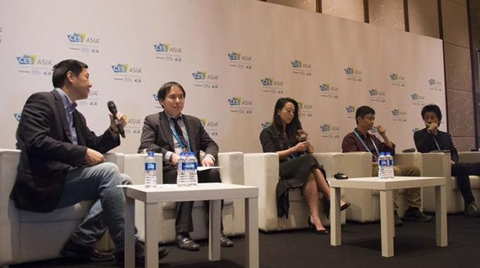 CES Asia论道:VR机遇与挑战火爆开讲