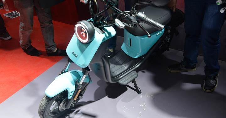 为创新而生:小牛限量版车型惊现南京展