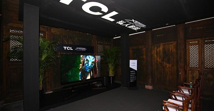 TCL X6 XESS私人影院美图赏析