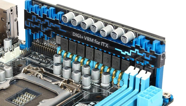 CPU供电设计
