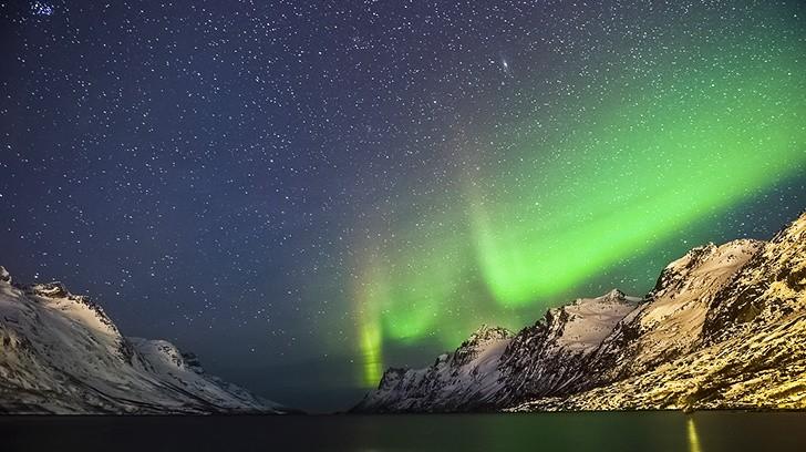 让心灵得以休息的天堂--------北极