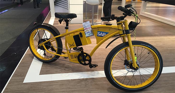 电动助力自行车