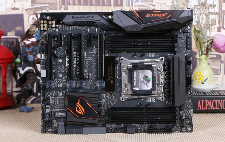 华硕STRIX X99 GAMING