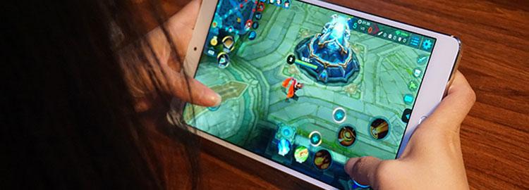 最适合玩游戏的安卓平板