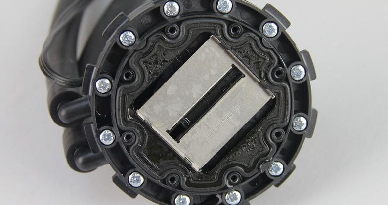 金属导流板
