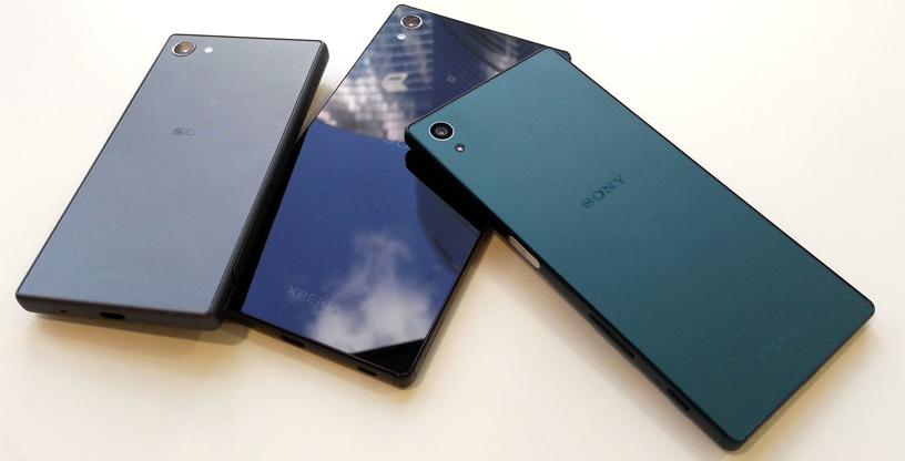 索尼Xperia Z5緊湊型智能手機評論