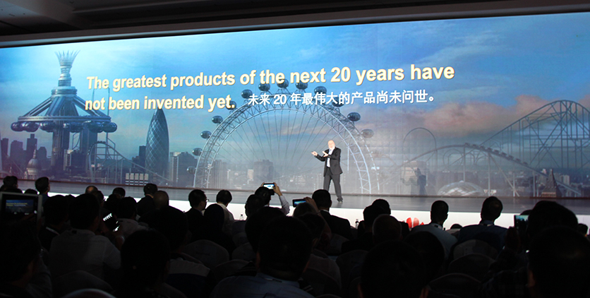 """资深""""游侠"""":未来20年最伟大的产品尚未问世"""