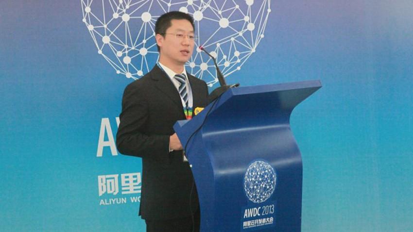 姜春飞金证科技股份有限公司市场总监