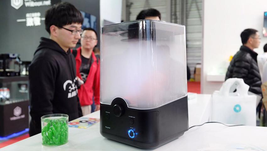 3D打印模型后期处理设备Polysher