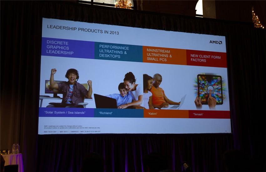 聚焦多伦多 AMD最新APU产品技术讲解日