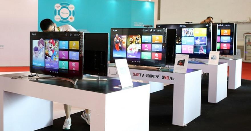 青岛CES消费电子展 乐视带来全系新产品