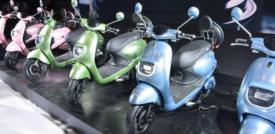 南京电动车展:格林豪泰品质引领时尚