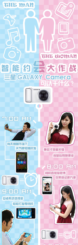三星GALAXY camera智能约会大作战