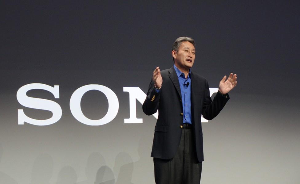 索尼集团总裁兼CEO 平井一夫演讲